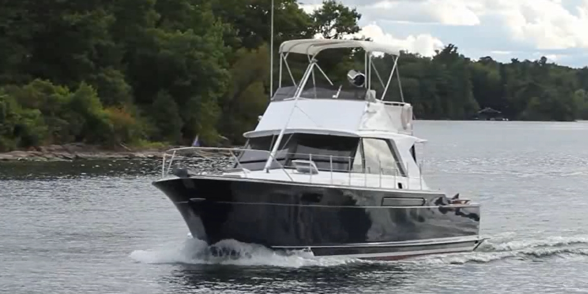 Chris Craft Commander